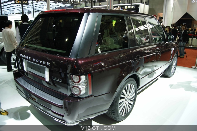 range rover autobiography ultimate edition bordeaux 3 4 arri re droit salon de shangai 2011. Black Bedroom Furniture Sets. Home Design Ideas