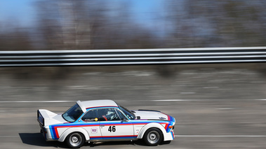 Coupes de Printemps 2017 - BMW 3.0 CSL blanc filé