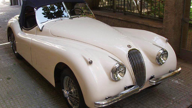 JAGUAR XK 120 SE Roadster 1954 1954 -
